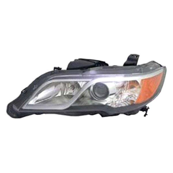 Acura RDX With Factory Halogen Headlights 2015