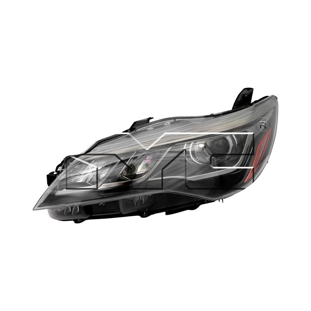 tyc toyota camry 2015 replacement headlight. Black Bedroom Furniture Sets. Home Design Ideas