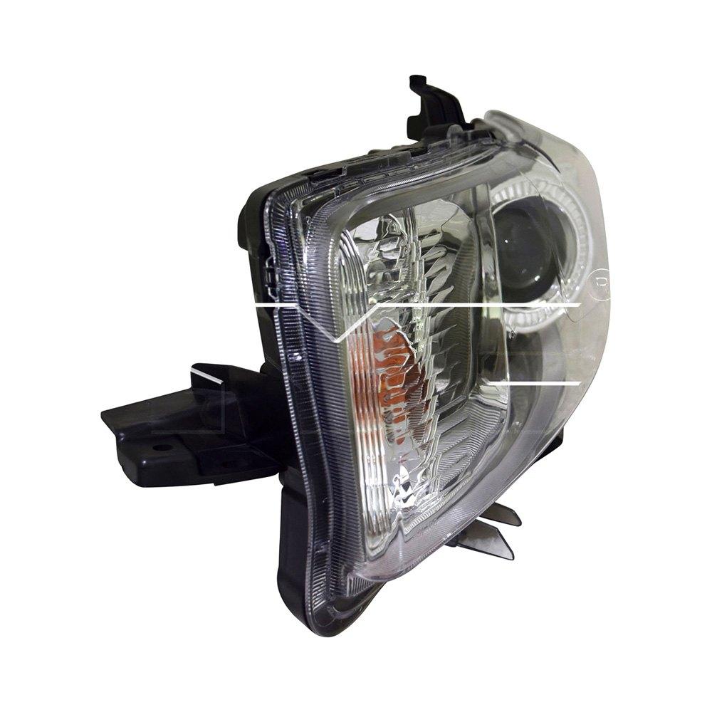 2011 Scion Xb Aftermarket Parts: Scion XB 2011-2015 Replacement Headlight