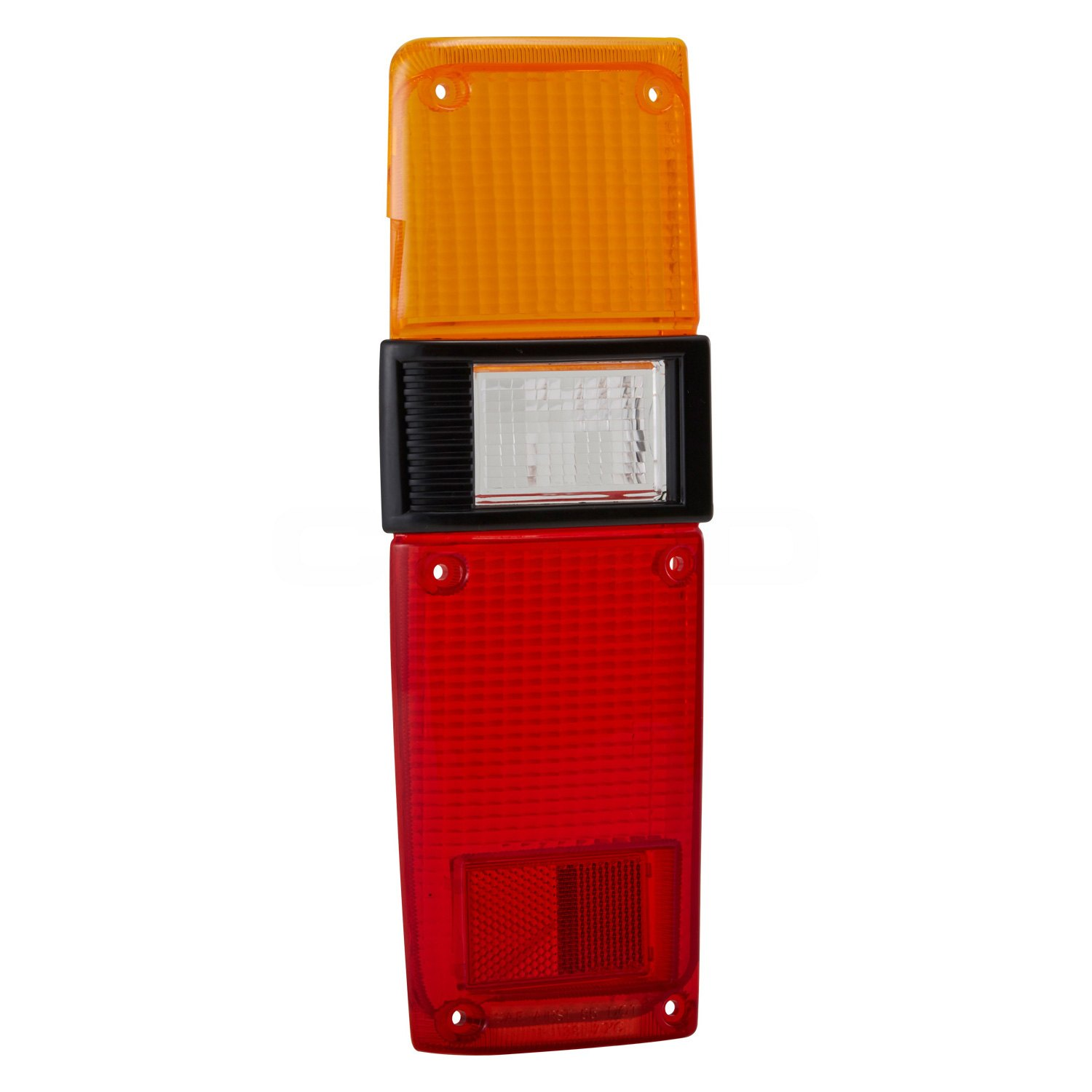 Tyc toyota pick up 1979 1983 replacement tail light lens for Garage toyota lens