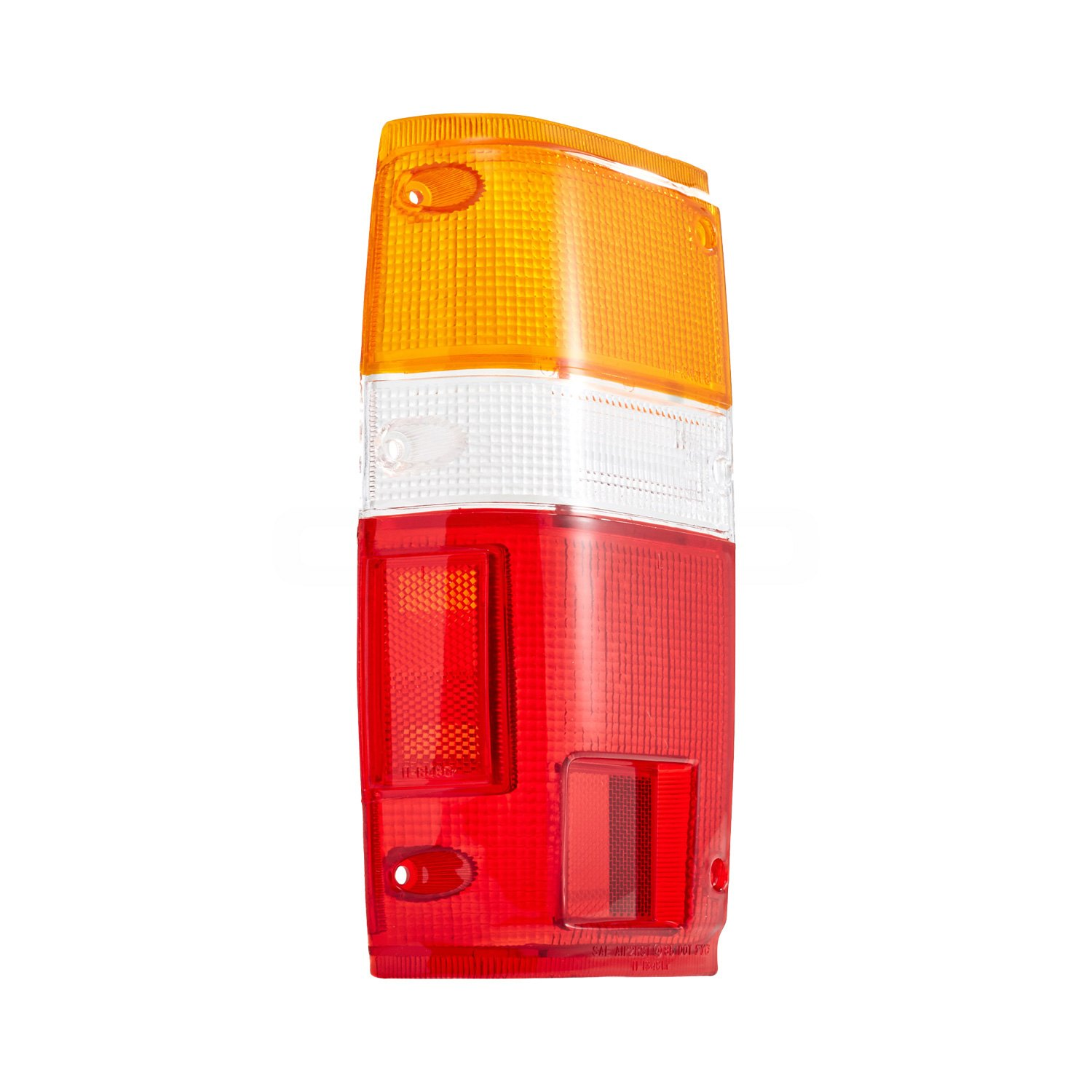 Tyc toyota pick up 1986 replacement tail light lens for Garage toyota lens