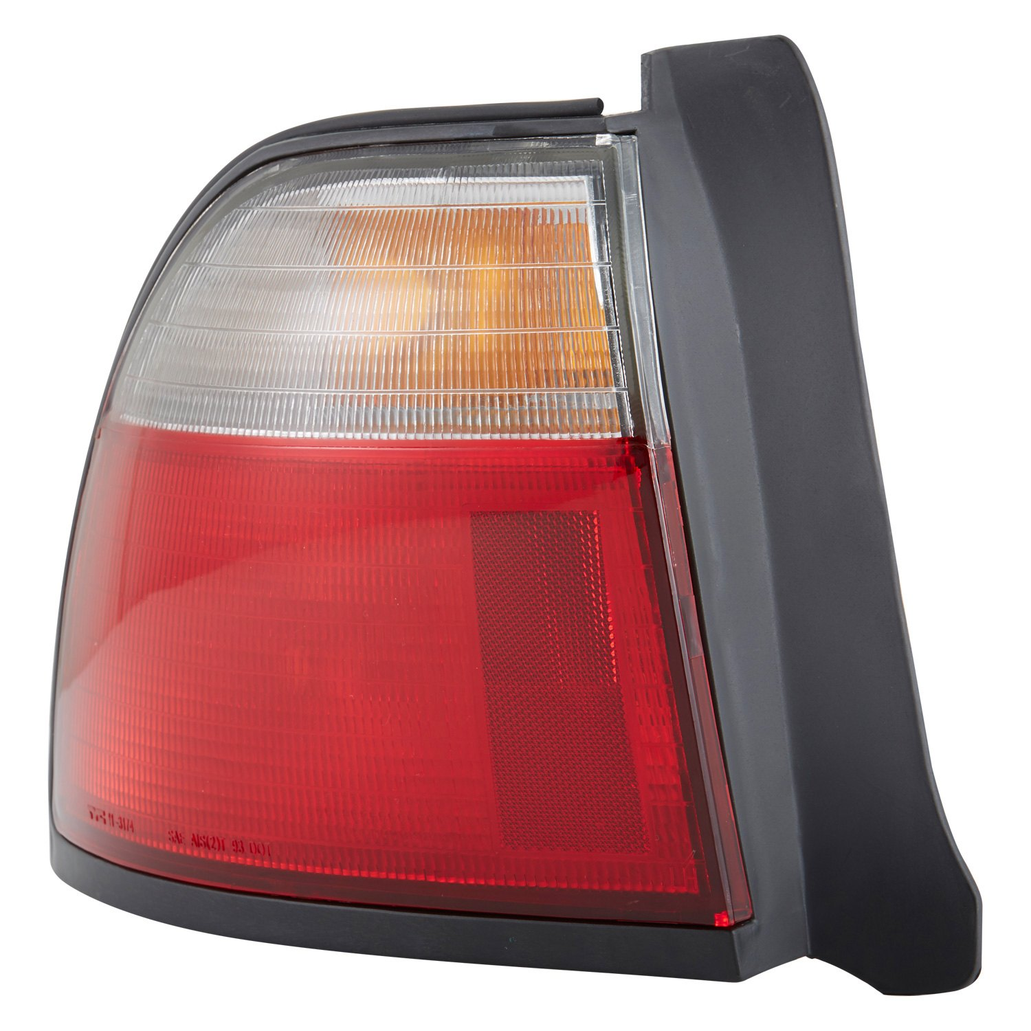 tyc honda accord 1996 1997 replacement tail light. Black Bedroom Furniture Sets. Home Design Ideas
