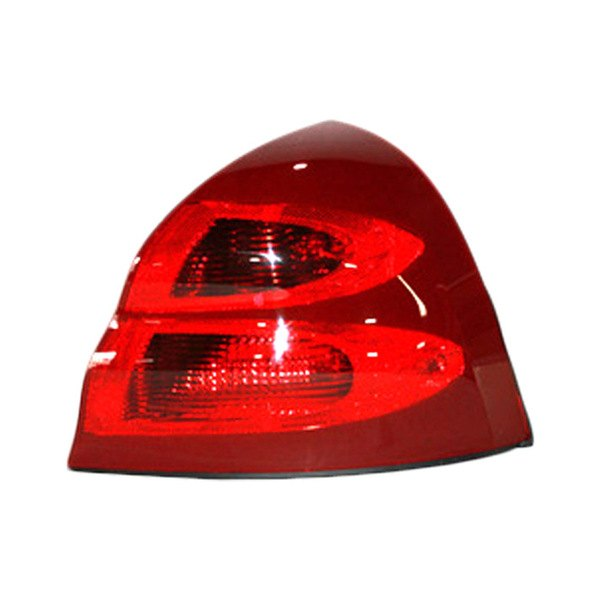 tyc pontiac grand prix 2004 2008 replacement tail light. Black Bedroom Furniture Sets. Home Design Ideas
