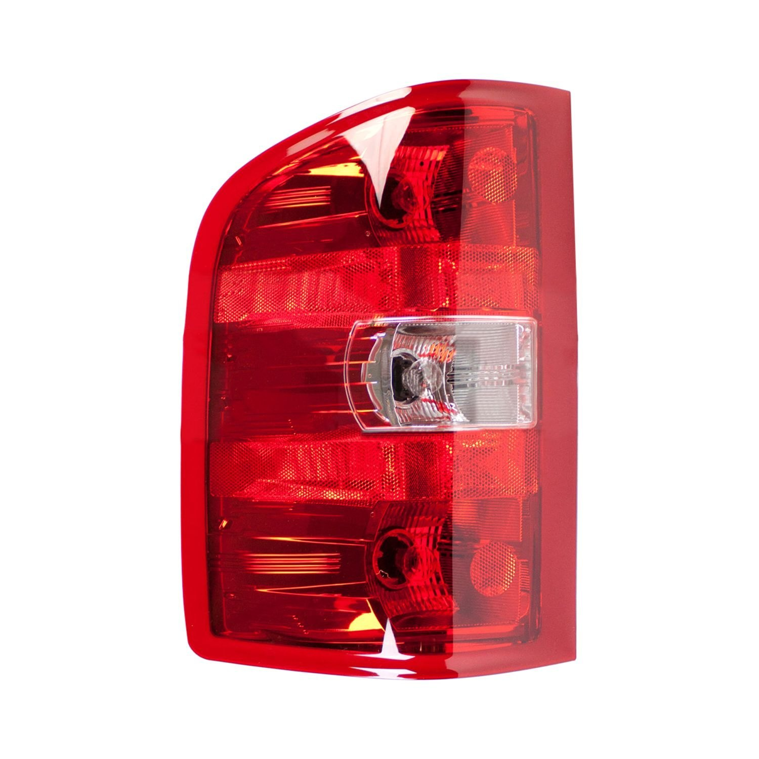 tyc chevy silverado 2009 replacement tail light. Black Bedroom Furniture Sets. Home Design Ideas