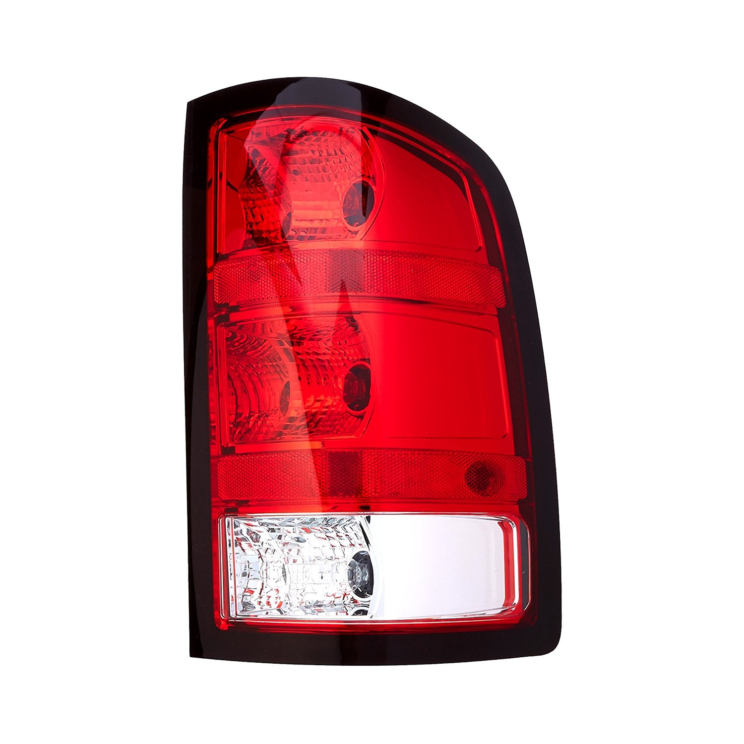 tyc chevy silverado 2011 replacement tail light. Black Bedroom Furniture Sets. Home Design Ideas