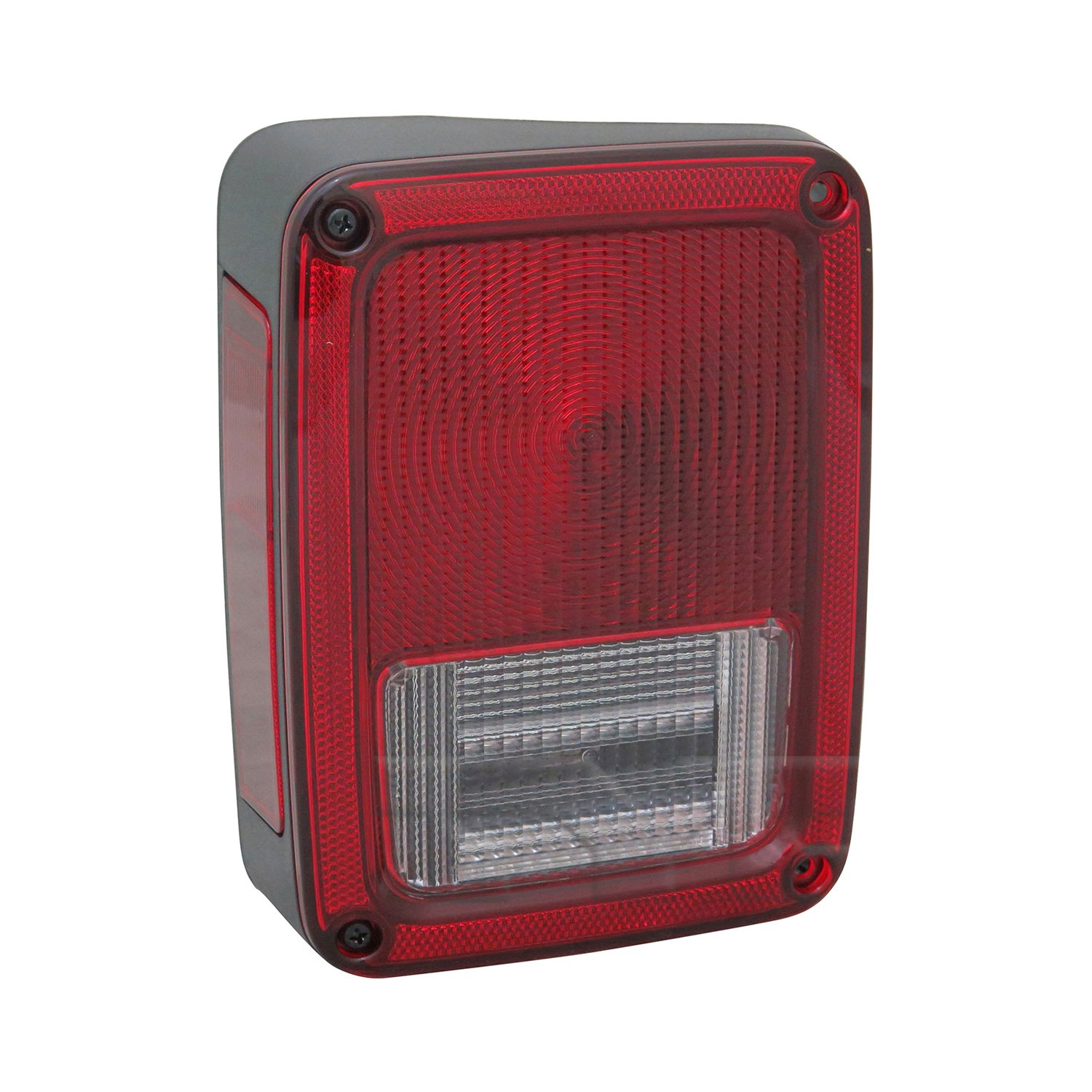 Tyc 174 Jeep Wrangler 2007 2016 Replacement Tail Light