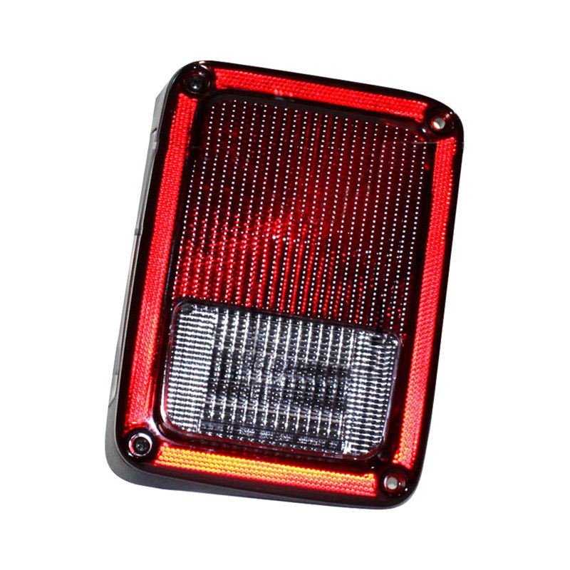 tyc jeep wrangler 2007 2017 replacement tail light. Black Bedroom Furniture Sets. Home Design Ideas