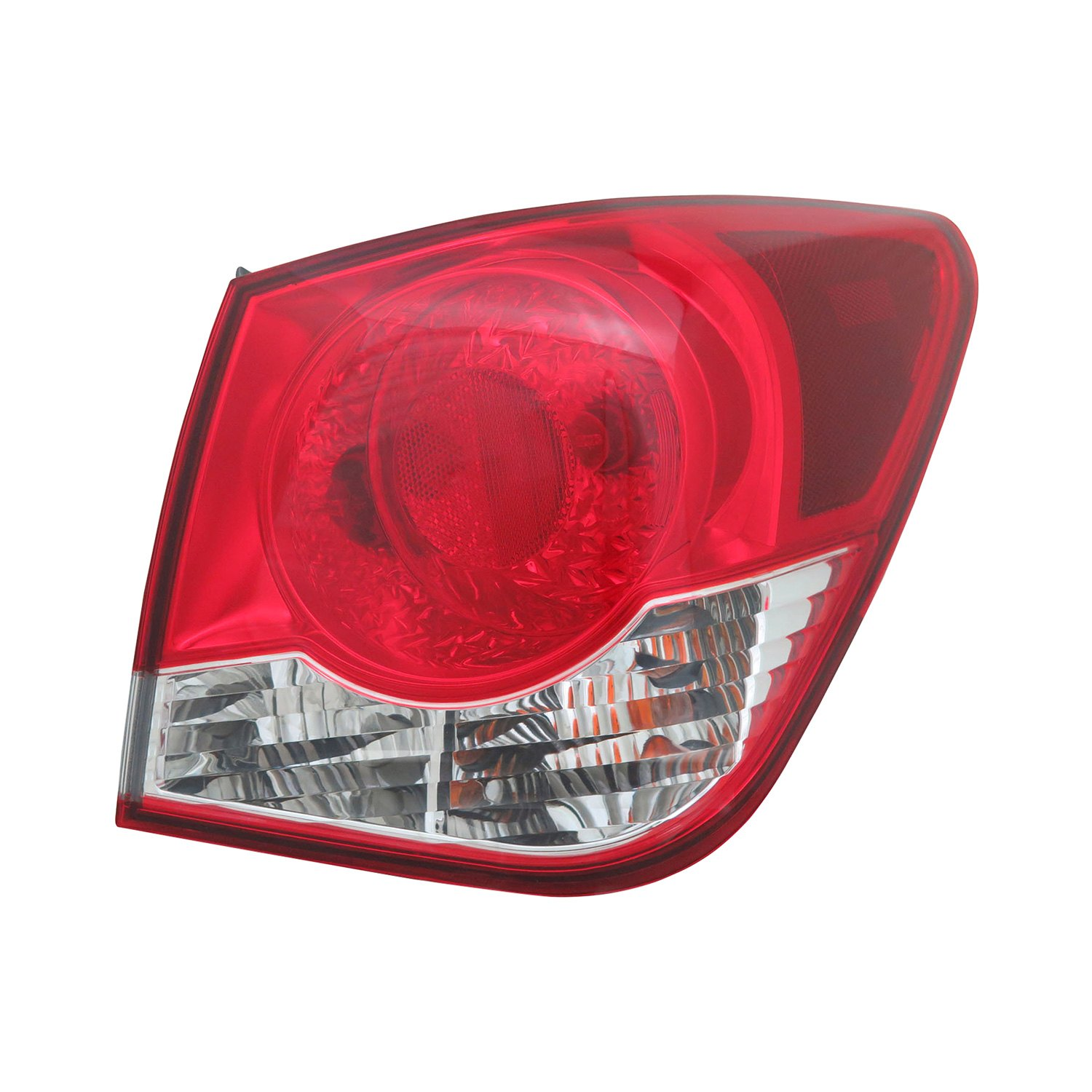 TYC 11 6357 00 1 Passenger Side Outer Replacement Tail Light