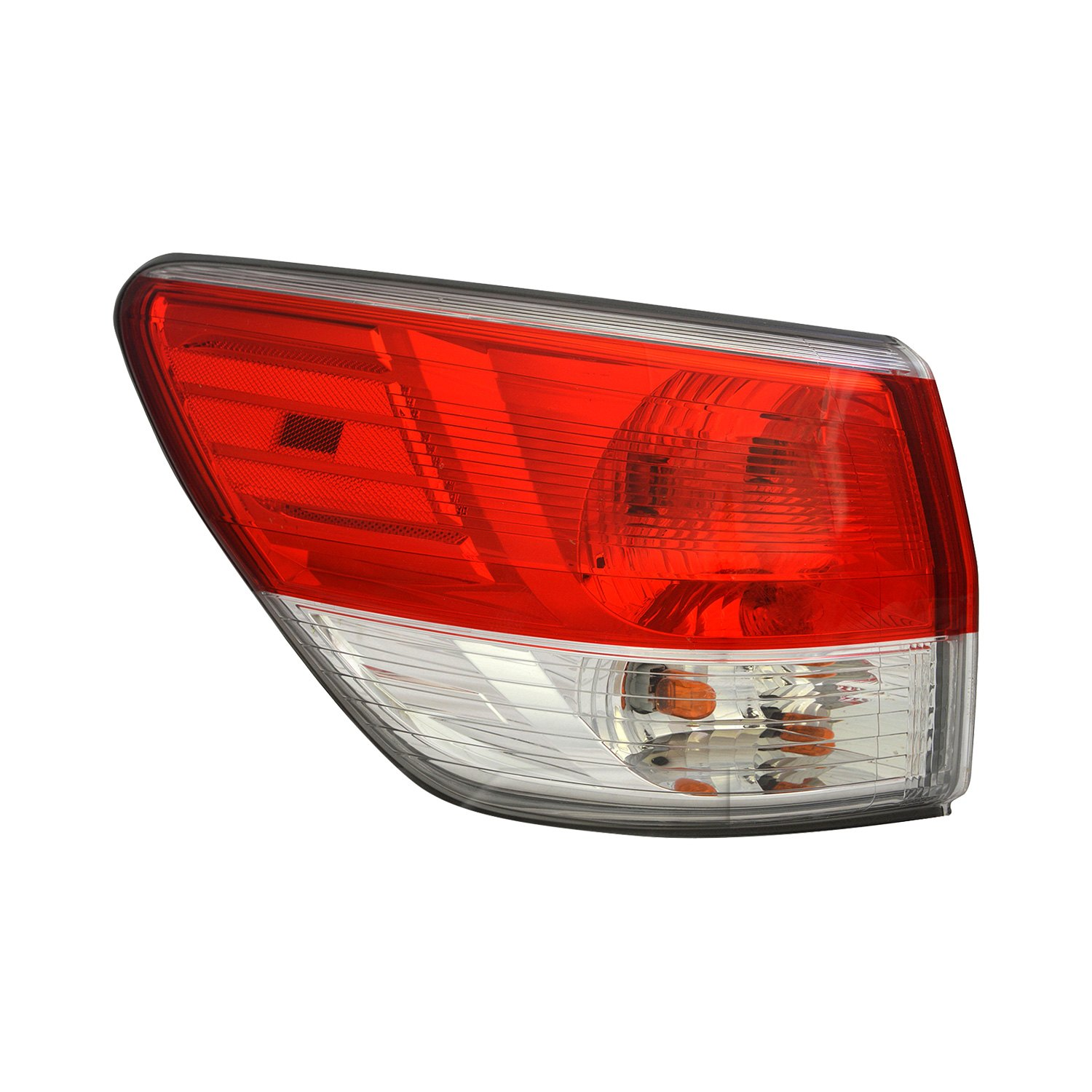 TYC 11 6568 00 1 Driver Side Outer NSF Certified Replacement Tail Light
