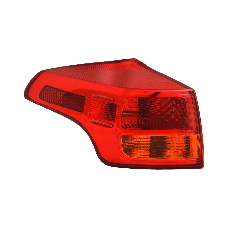 Toyota RAV4 2013-2015 Replacement Tail Light