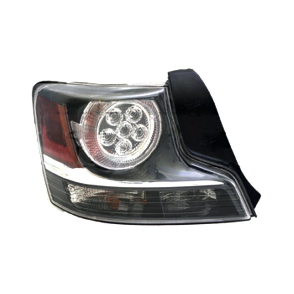 replacement tail light tyc passenger side replacement tail light. Black Bedroom Furniture Sets. Home Design Ideas