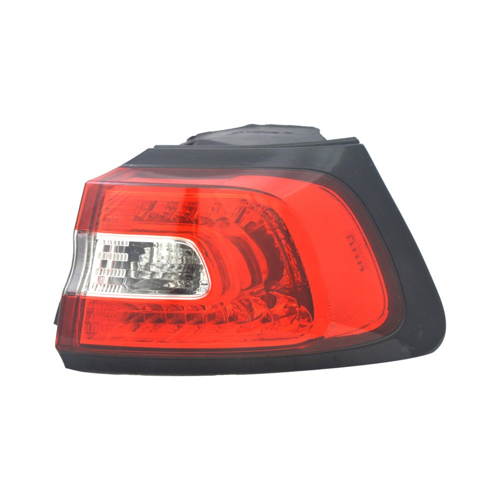 tyc jeep cherokee 2014 2015 replacement tail light. Black Bedroom Furniture Sets. Home Design Ideas