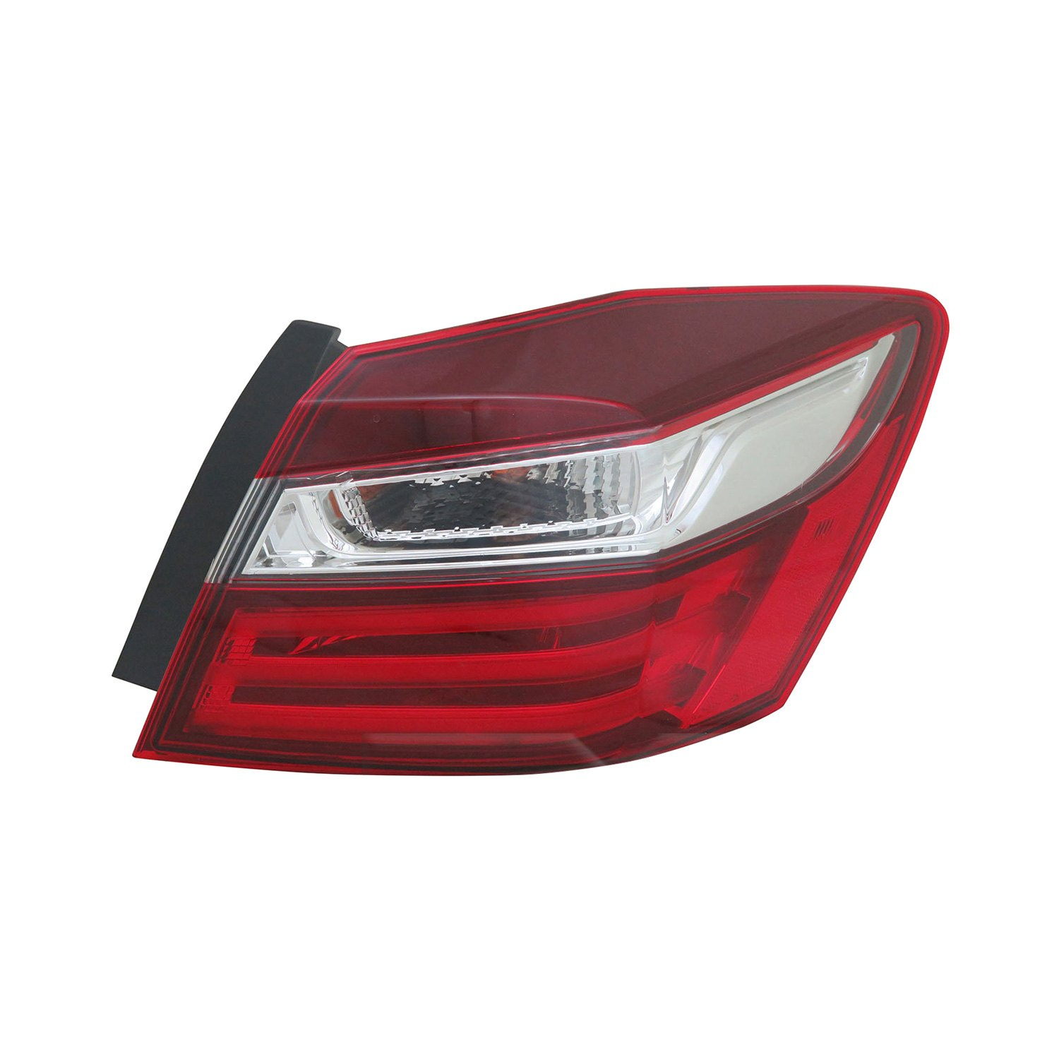 tyc honda accord sedan 2016 replacement tail light. Black Bedroom Furniture Sets. Home Design Ideas