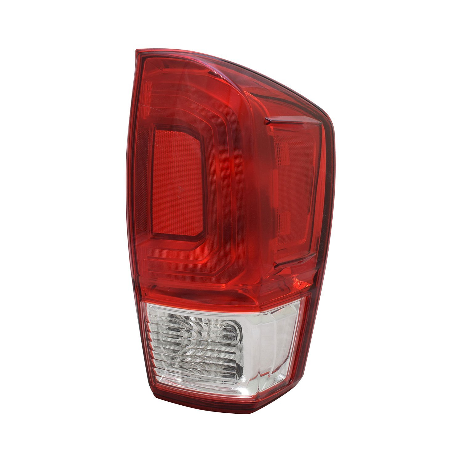 tyc toyota tacoma 2016 replacement tail light. Black Bedroom Furniture Sets. Home Design Ideas