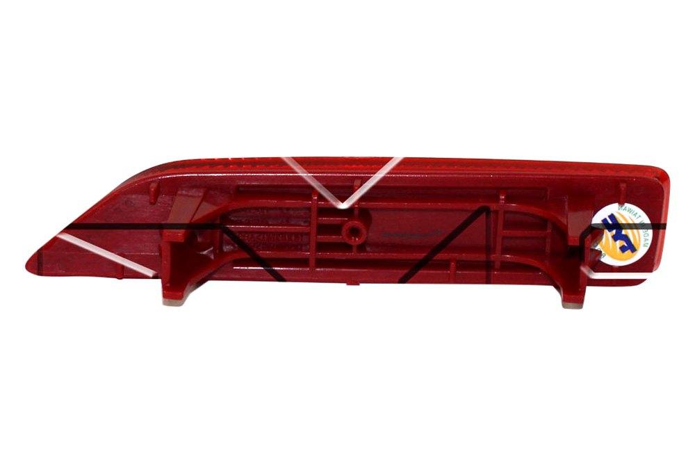 For Acura RDX 2010-2015 TYC 17-5257-00-1 Rear Passenger
