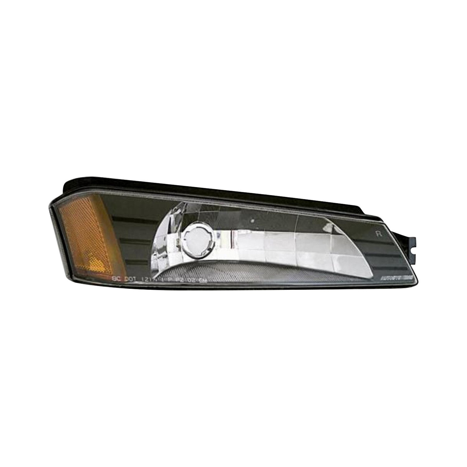 TYC 18 5835 01 1 Passenger Side NSF Certified Replacement Turn Signal Pa