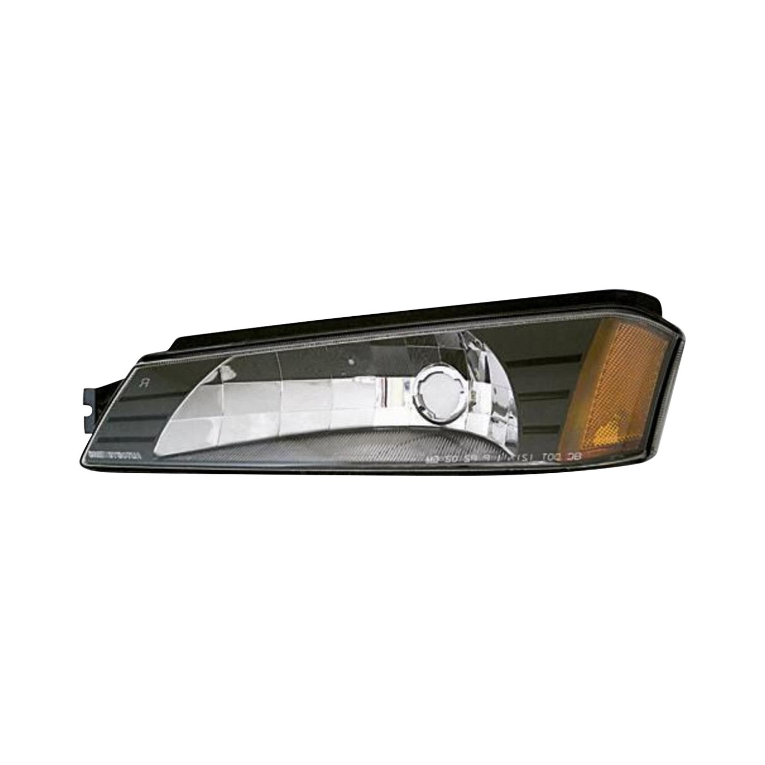 TYC 18 5836 01 1 Driver Side Front NSF Certified Replacement Turn Signal