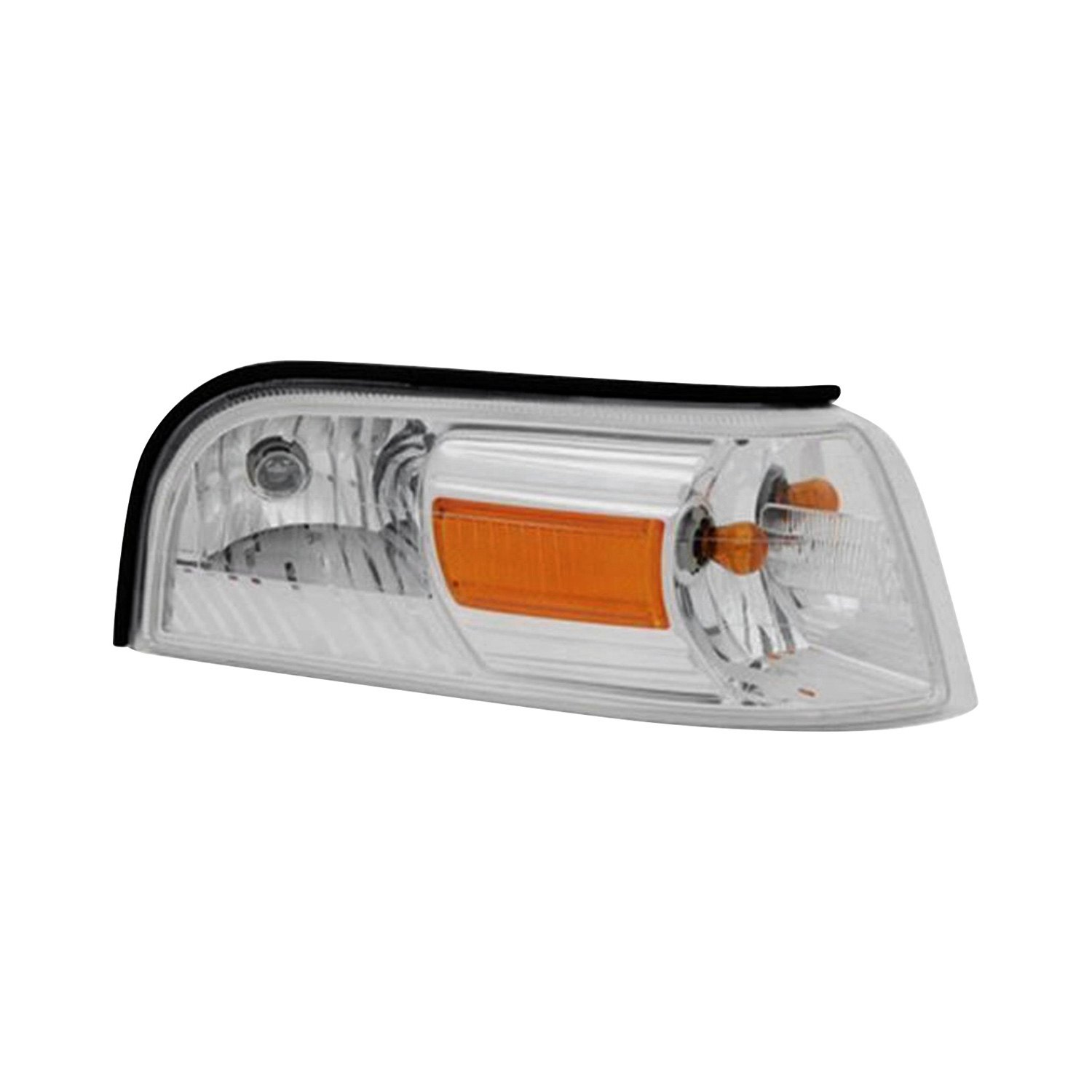 Service Manual Front Parking Light Replacement On A 2009