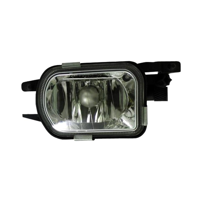 Tyc mercedes c230 c240 c320 with factory halogen for Mercedes benz c300 fog light replacement