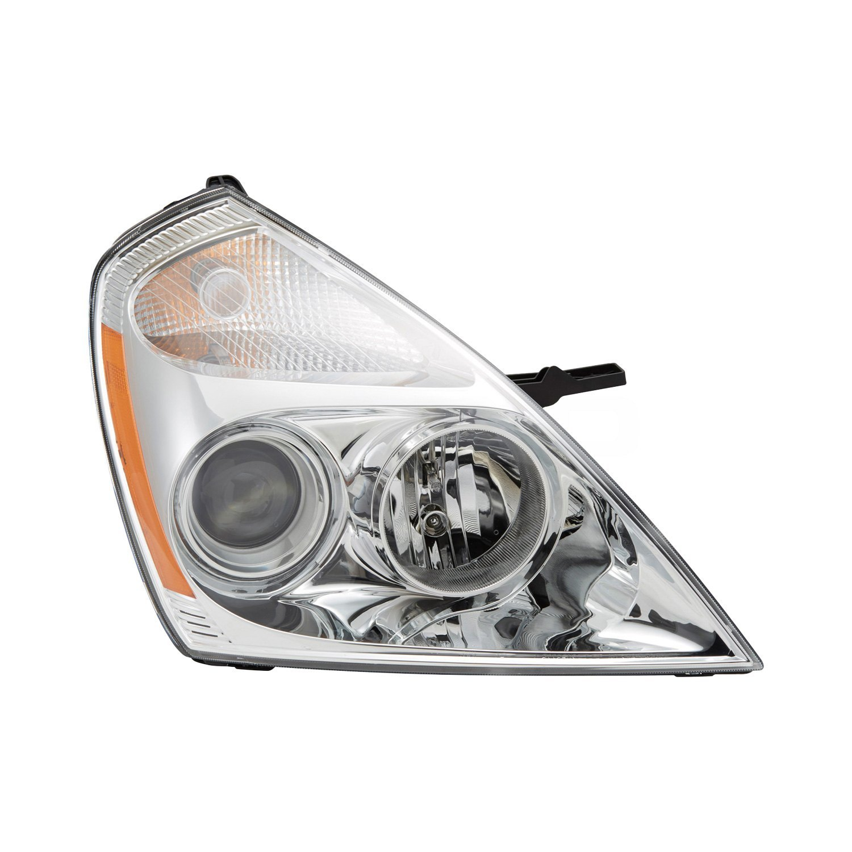 2007 Kia Sedona Interior: Kia Sedona 2007 Passenger Side Replacement Headlight