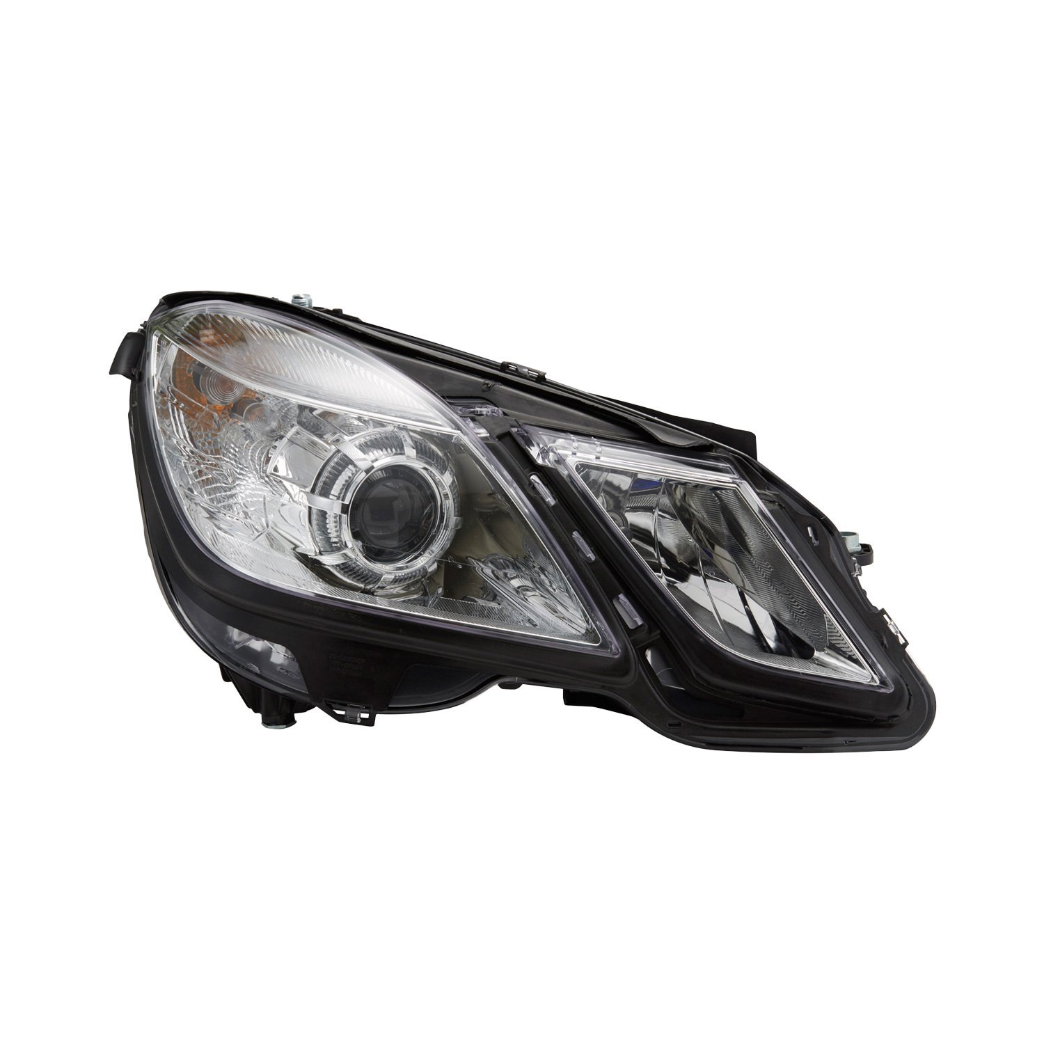 Tyc mercedes e class 2012 replacement headlight for Mercedes benz headlight replacement