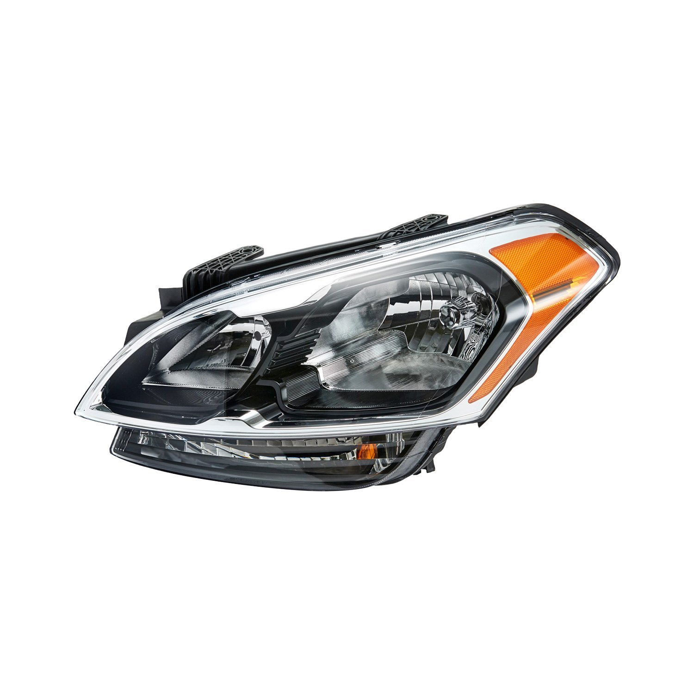 TYC 20-12734-00-1 Kia Soul Left Replacement Headlamp