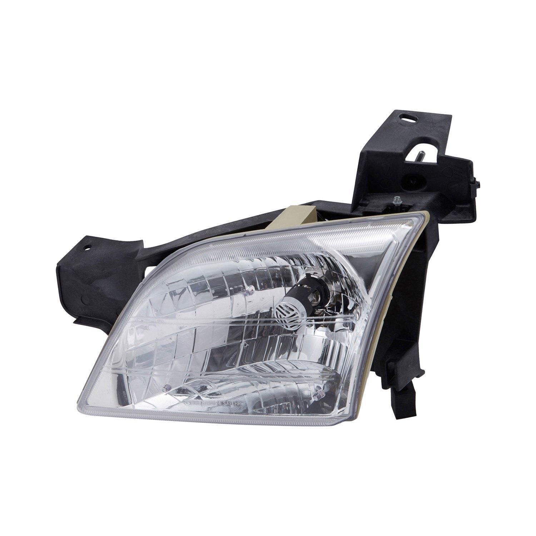 20-5124-00-1 Headlight for 1997-2005 Chevrolet Venture LH