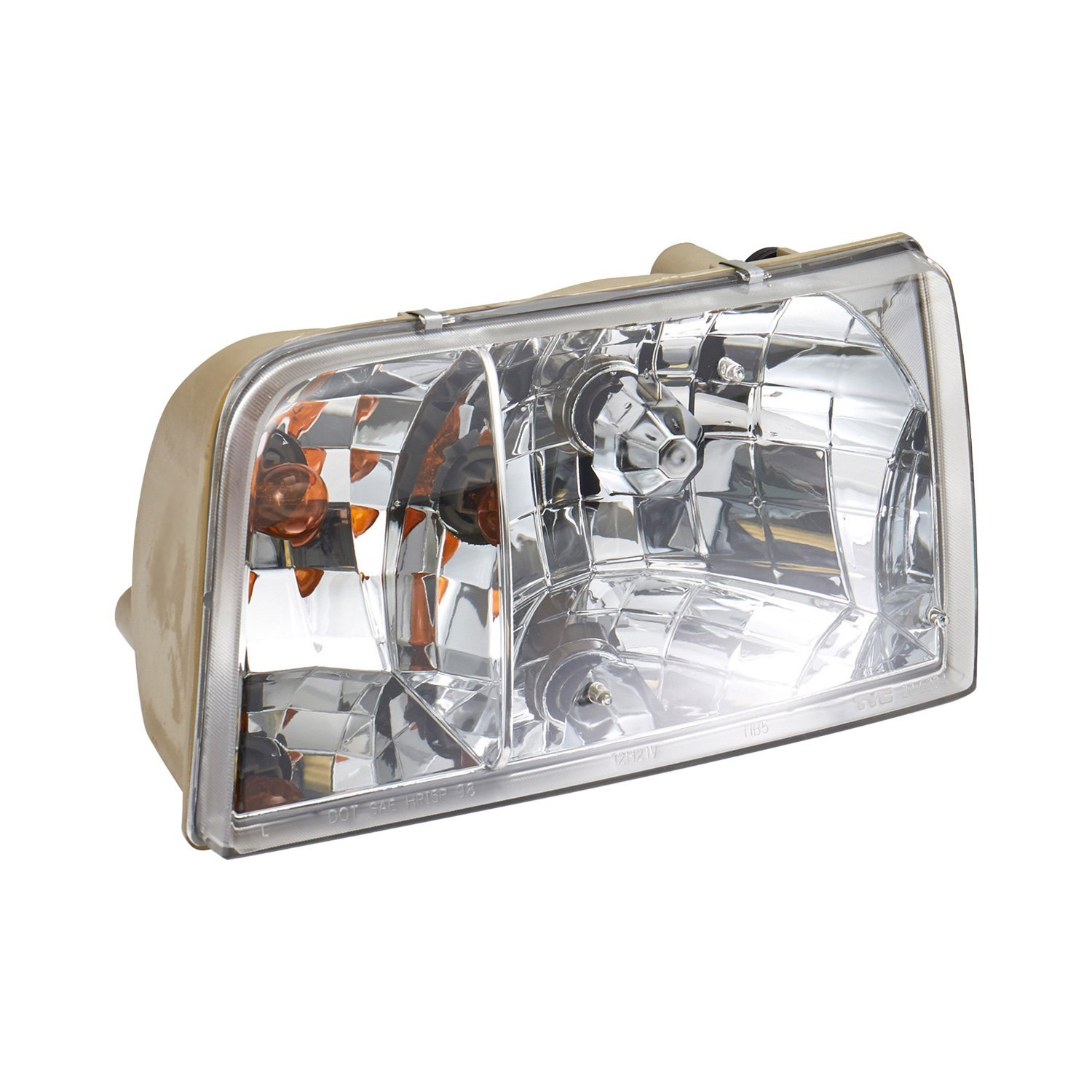 TYC 20-5233-90-1 Ford Crown Victoria Right Replacement Head Lamp