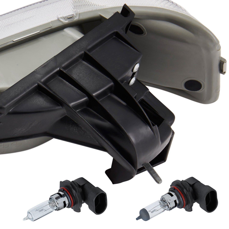 Tyc Chevy Tahoe 2001 2006 Replacement Headlight