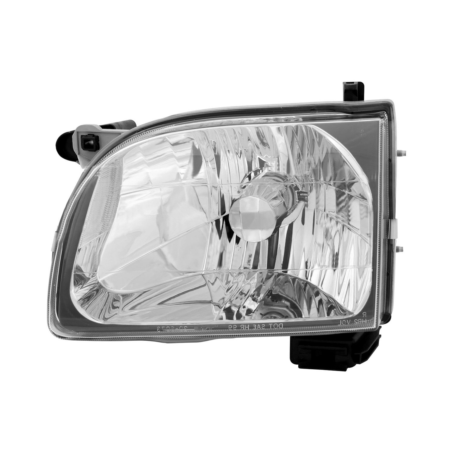 Tyc Driver Side Replacement Headlight