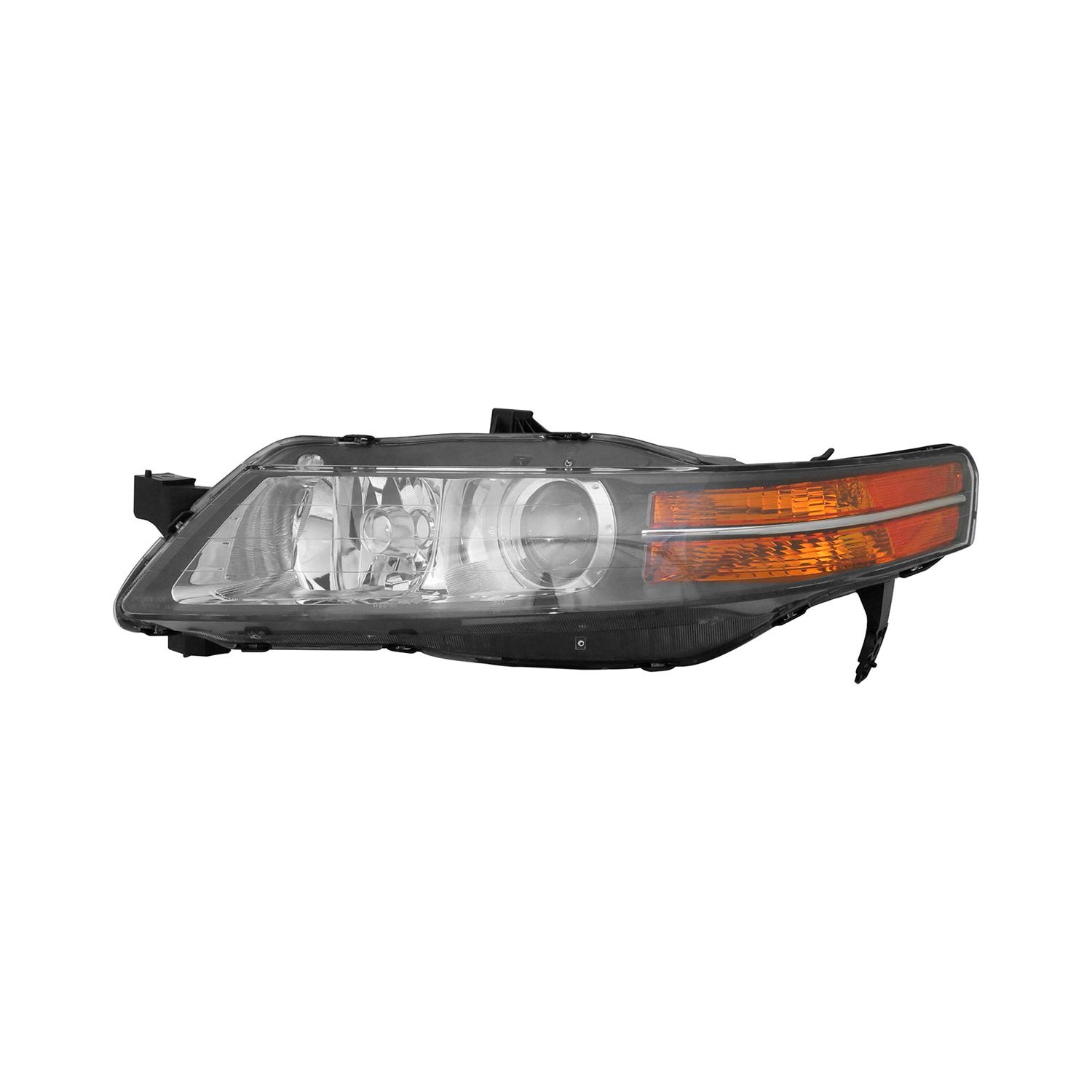 TYC Acura TL With Factory HIDXenon Headlights Replacement - 2004 acura tl hid bulb