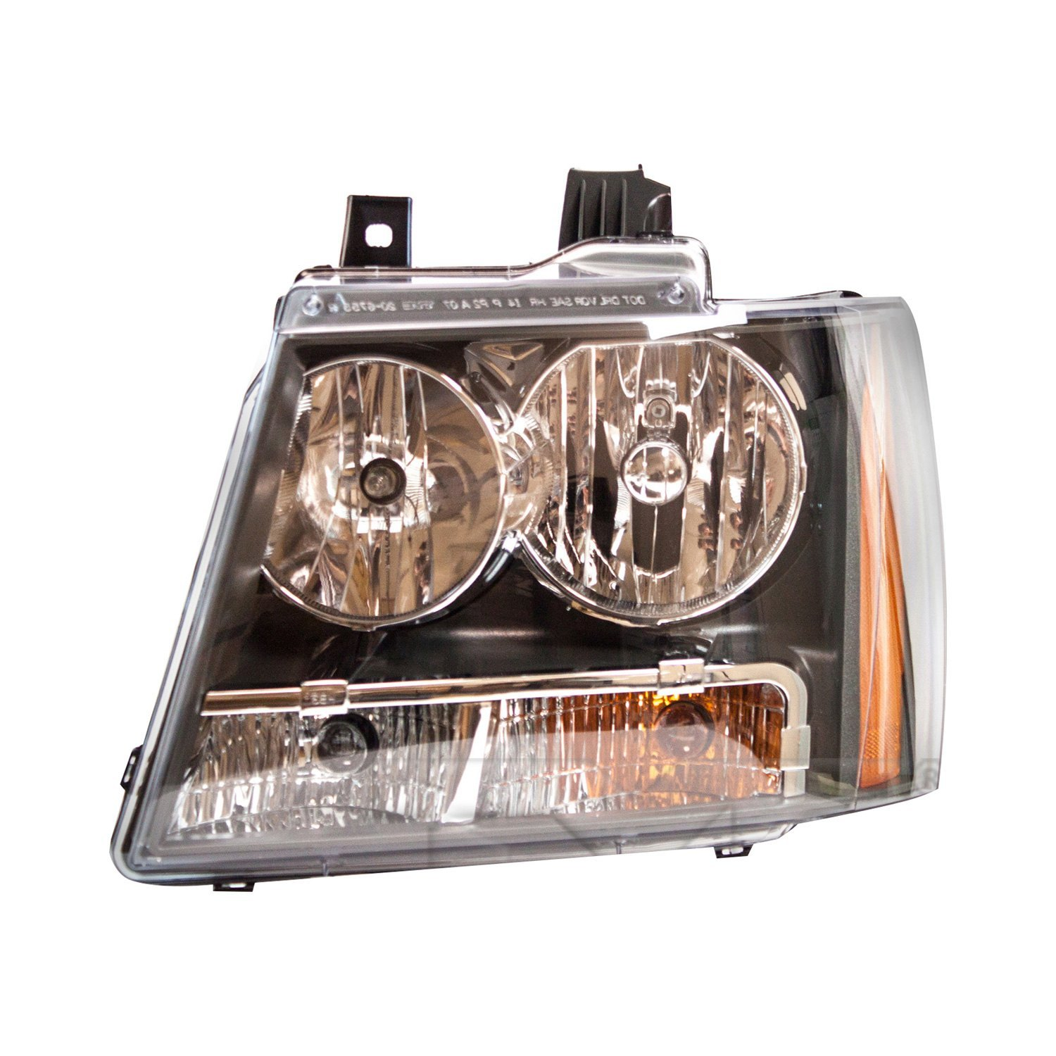 Tyc Chevy Avalanche 2007 2013 Replacement Headlight
