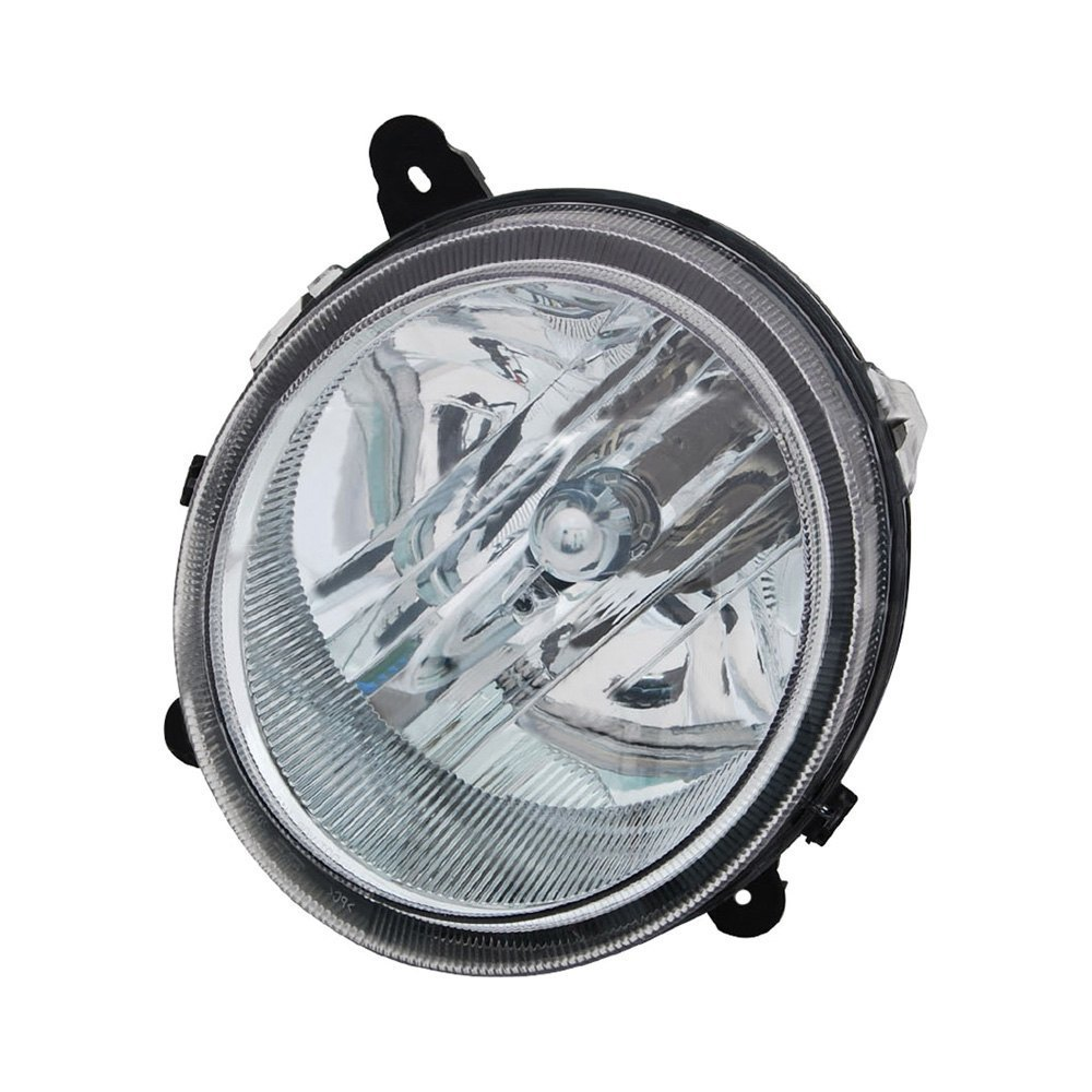 Left Side Headlight Assembly For 2007-2010 Jeep Compass 2007-2014 Patriot