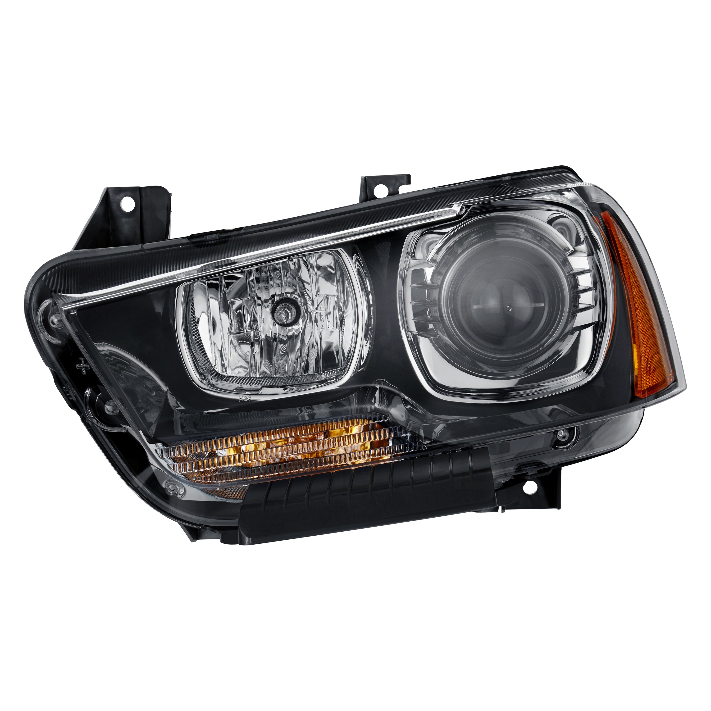 For Dodge Charger 2011 2014 Tyc 20 9202 00 1 Driver Side Replacement Headlight Ebay