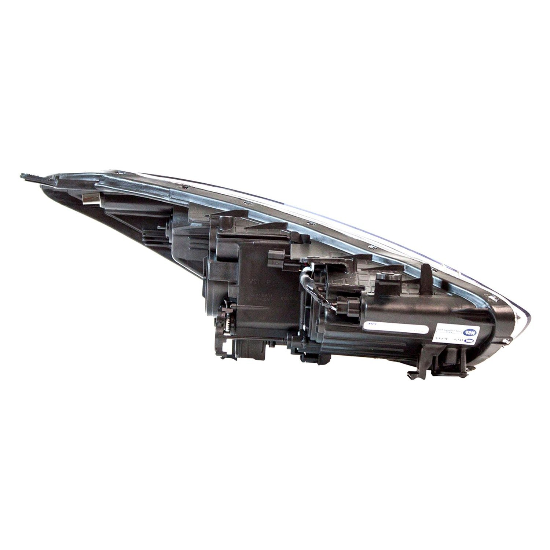 TYC 20-9378-00-1 Hyundai Elantra GT Left Replacement Head Lamp