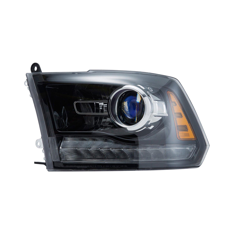 Tyc 174 Dodge Ram With Factory Halogen Headlights 2013