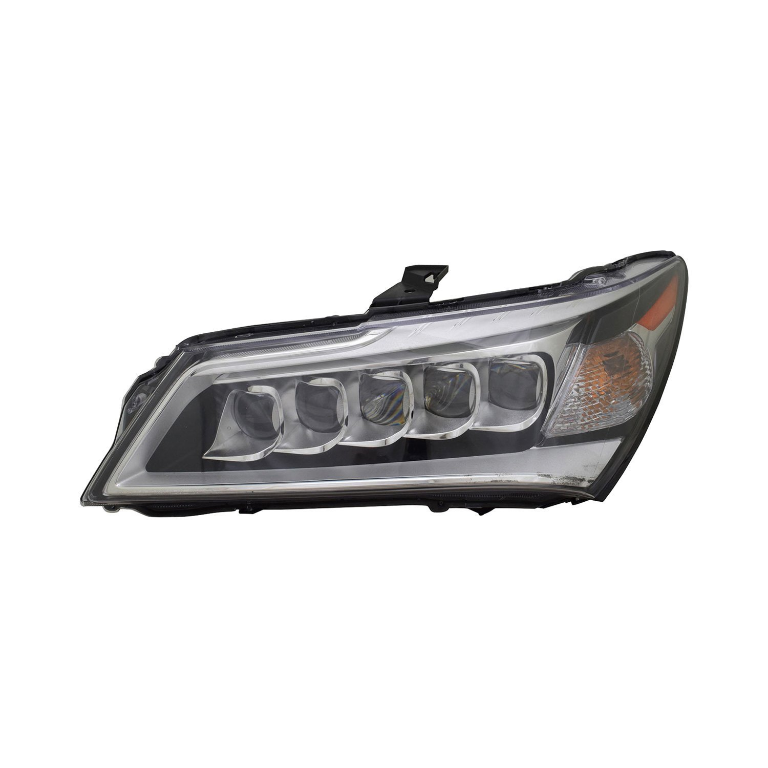Acura MDX With Factory LED Headlights 2014