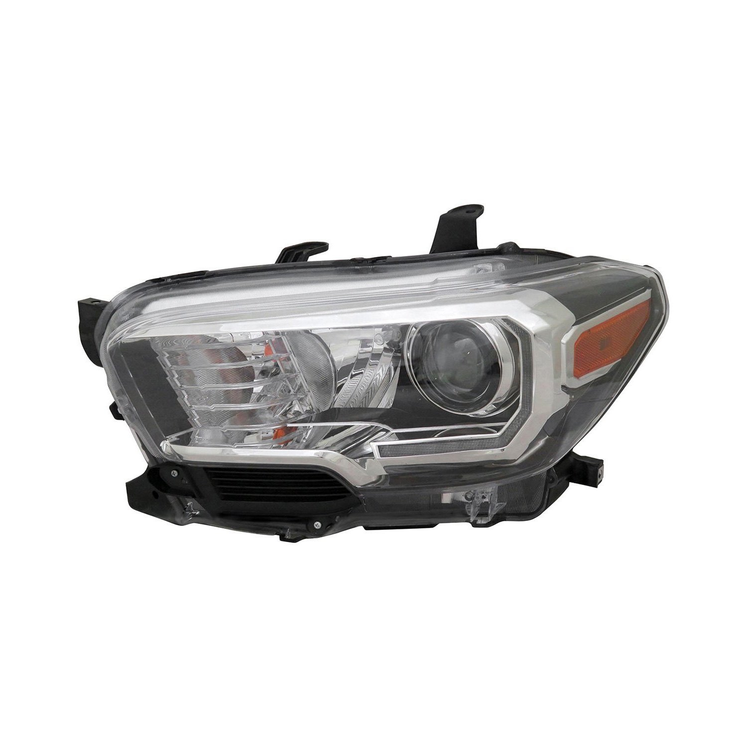 tyc toyota tacoma 2016 replacement headlight. Black Bedroom Furniture Sets. Home Design Ideas