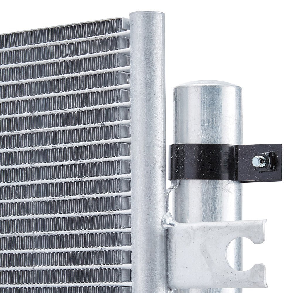 A//C Condenser and Evaporator TYC 3100 for Nissan Frontier 2004 Xterra 2003-2004