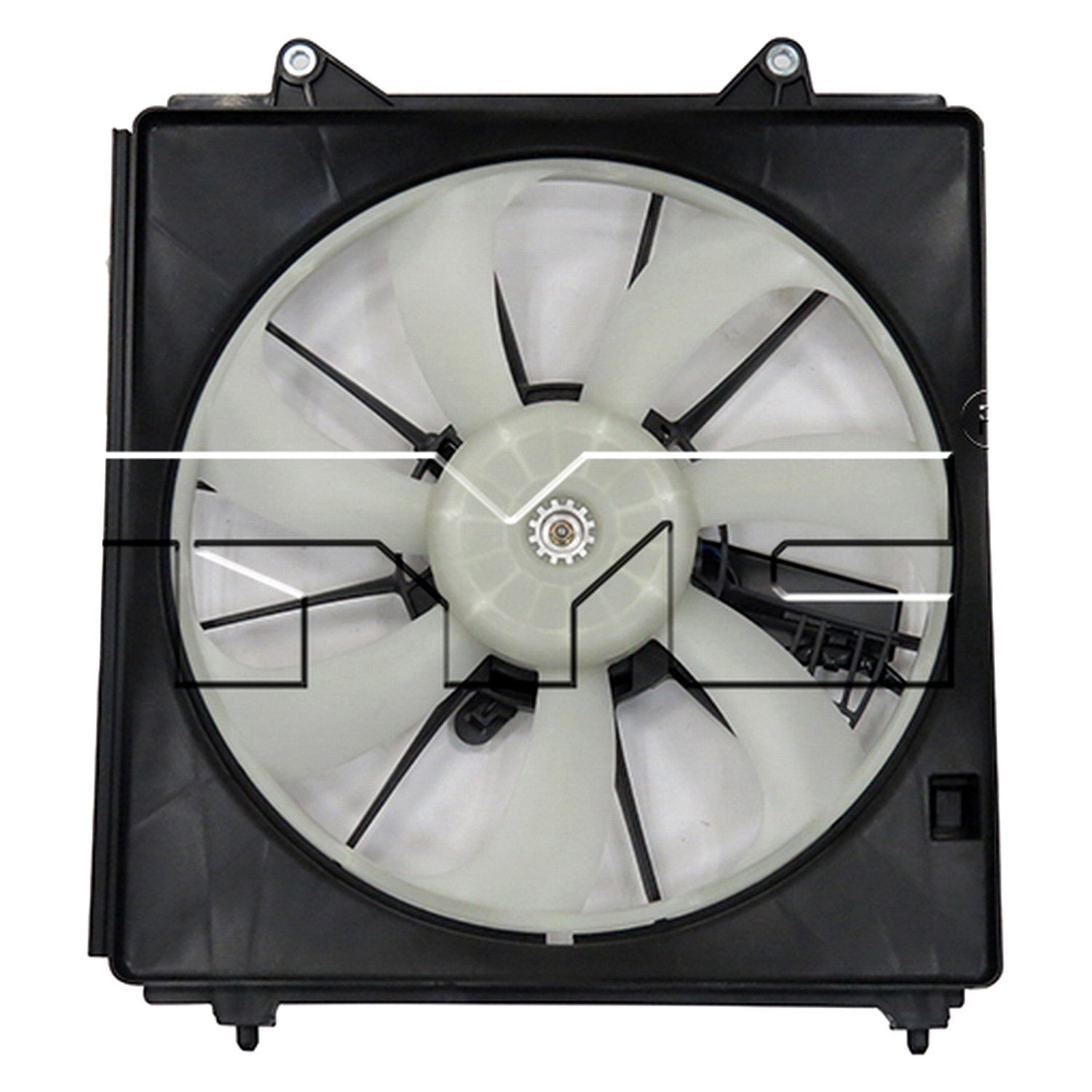 For Acura TLX 2015-2016 TYC 611500 Right A/C Condenser Fan