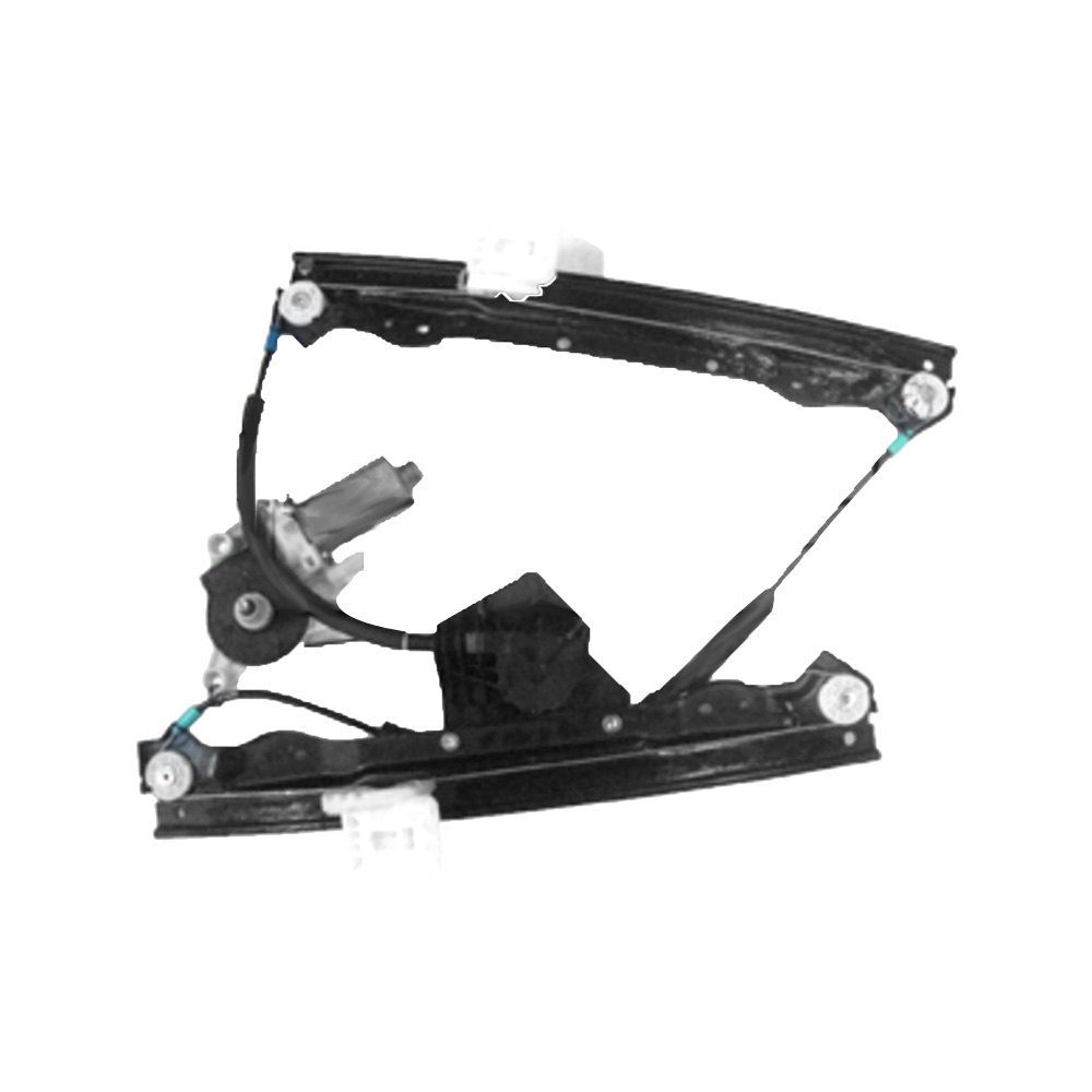 TYC Front Right Power Window Motor and Regulator Assembly for 2007-2010 uo