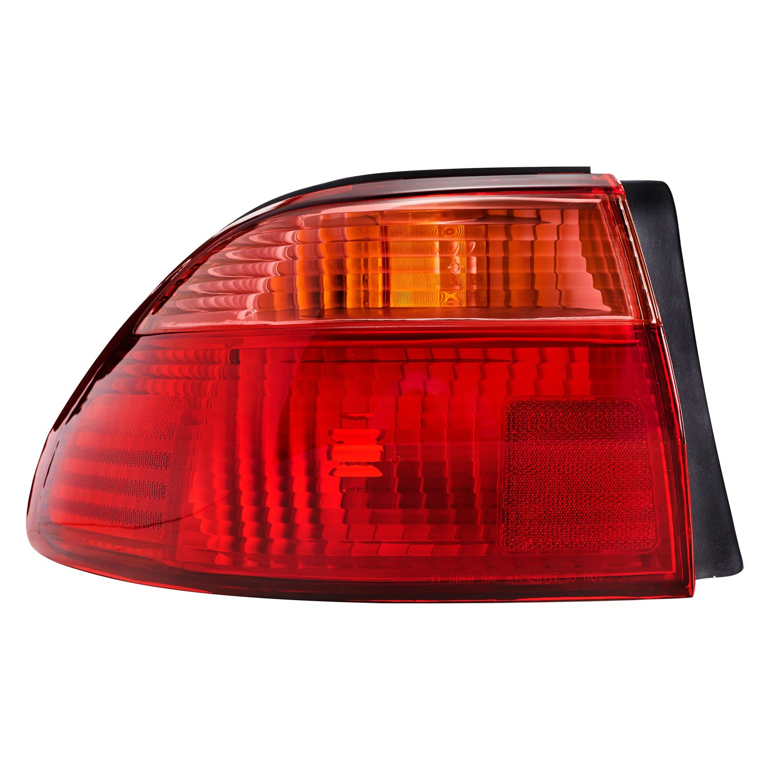 tyc honda accord 1998 replacement tail light. Black Bedroom Furniture Sets. Home Design Ideas