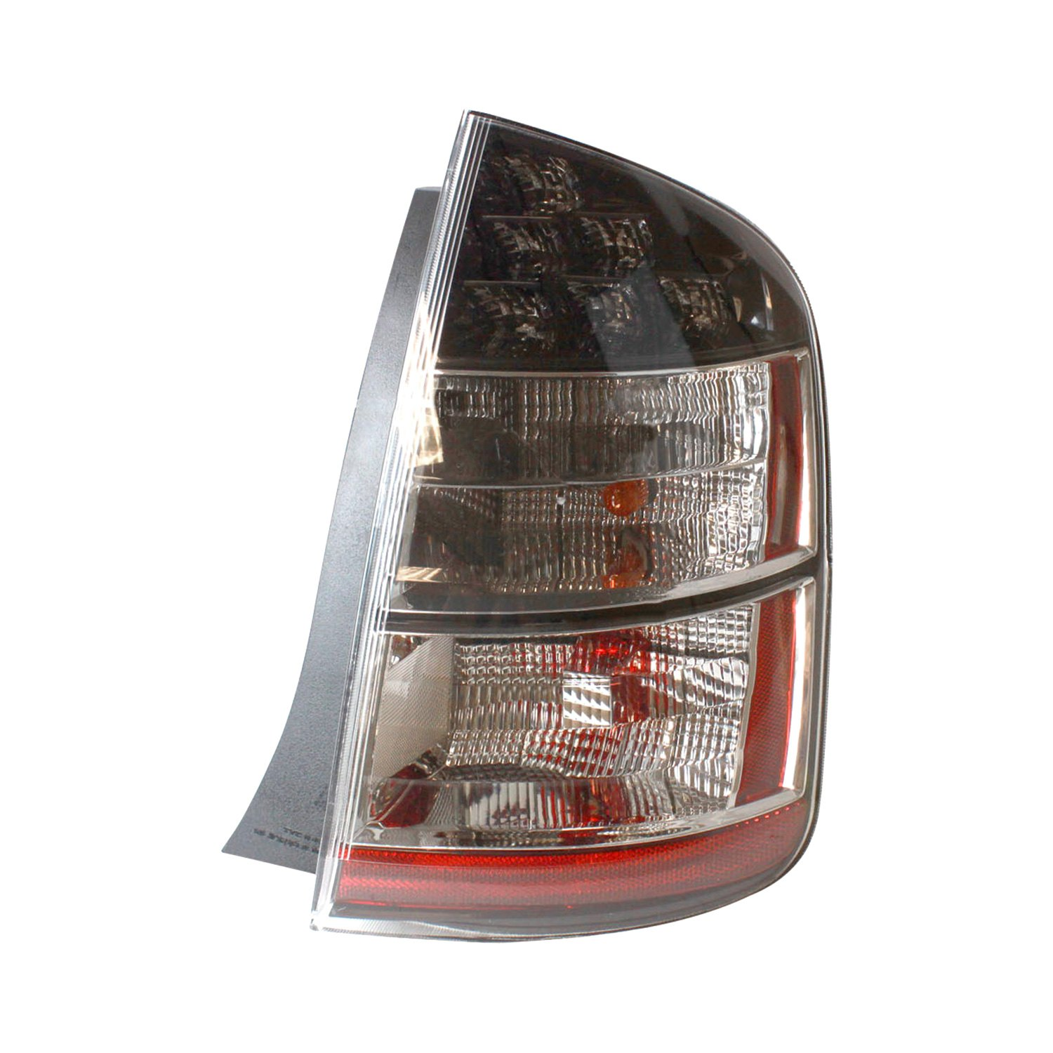tyc toyota prius 2004 2005 replacement tail light. Black Bedroom Furniture Sets. Home Design Ideas