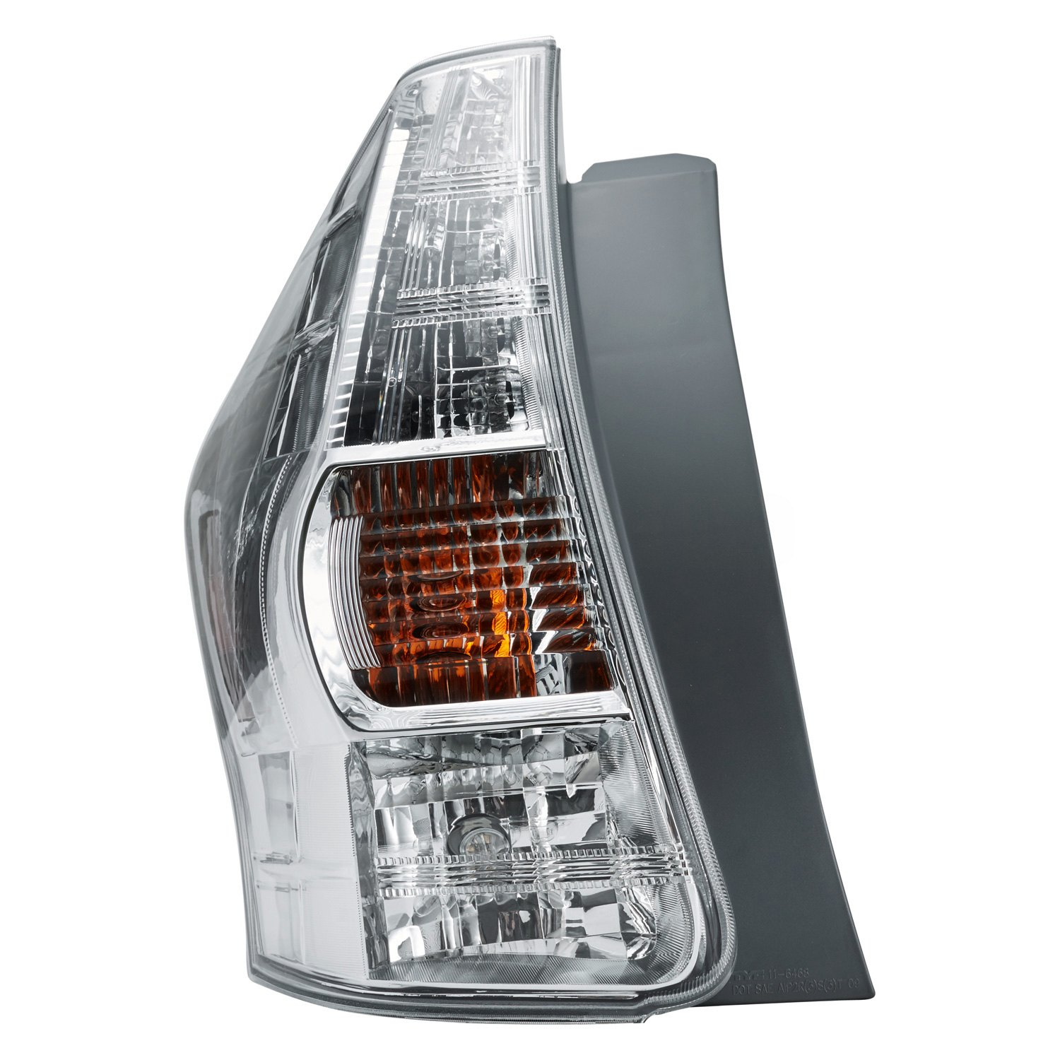 tyc toyota prius 2012 replacement tail light. Black Bedroom Furniture Sets. Home Design Ideas