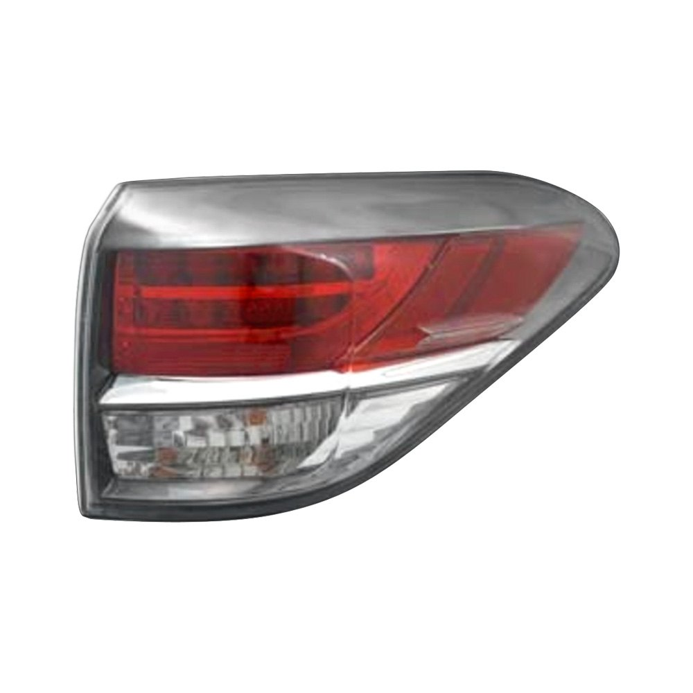 tyc lexus rx350 canada built 2013 replacement tail light. Black Bedroom Furniture Sets. Home Design Ideas