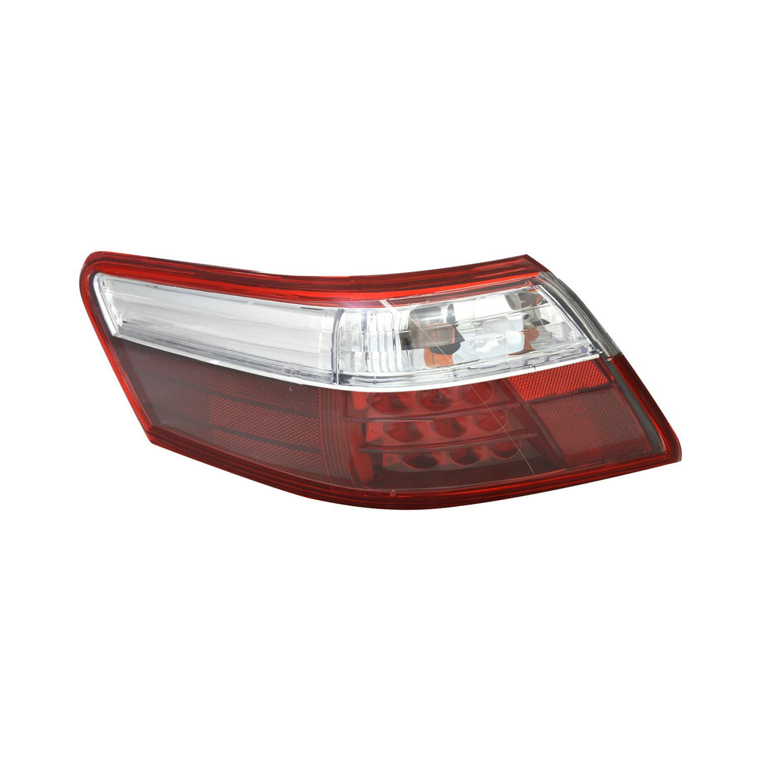 tyc toyota camry 2007 2008 replacement tail light. Black Bedroom Furniture Sets. Home Design Ideas