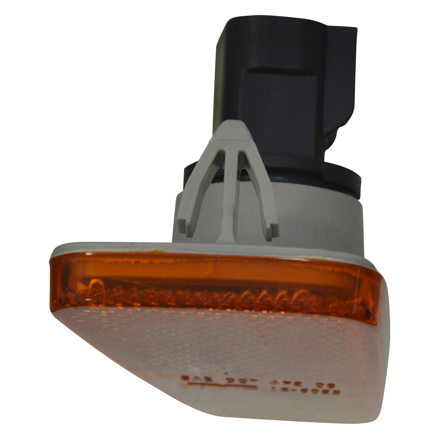 Unknown HO2551121 OE Replacement Honda Prelude Front Driver Side Marker Light Assembly Partslink Number HO2550121