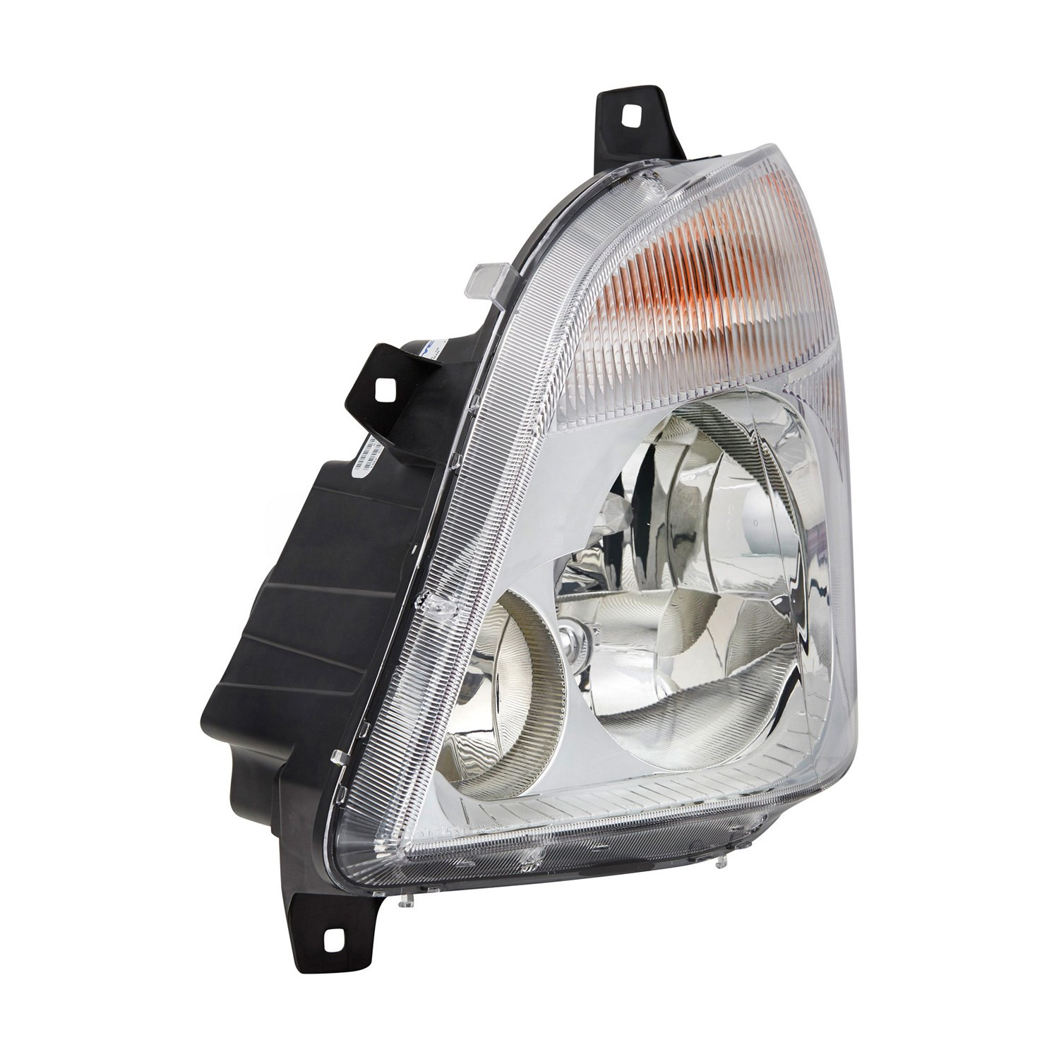 Tyc mercedes sprinter 2500 sprinter 3500 with factory for Mercedes benz headlight replacement