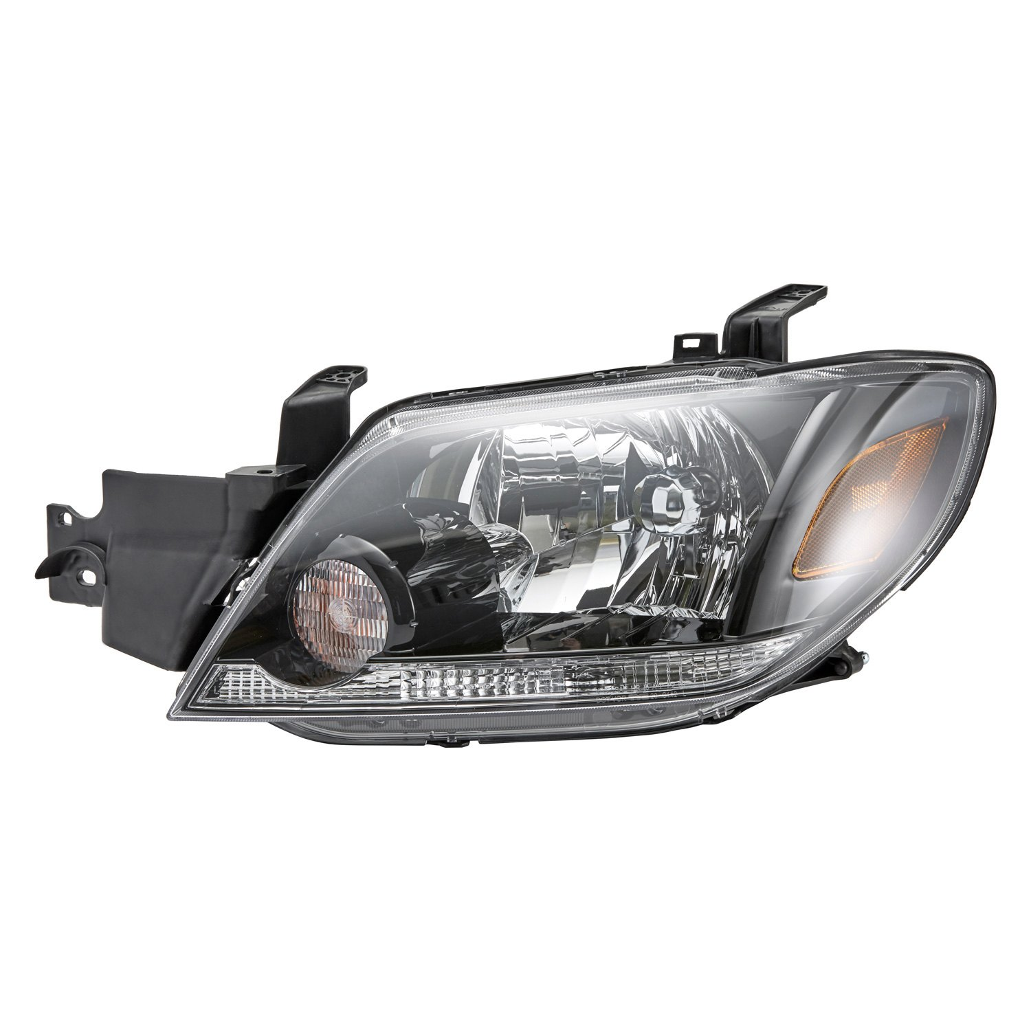 tyc mitsubishi outlander 2003 2004 replacement headlight. Black Bedroom Furniture Sets. Home Design Ideas