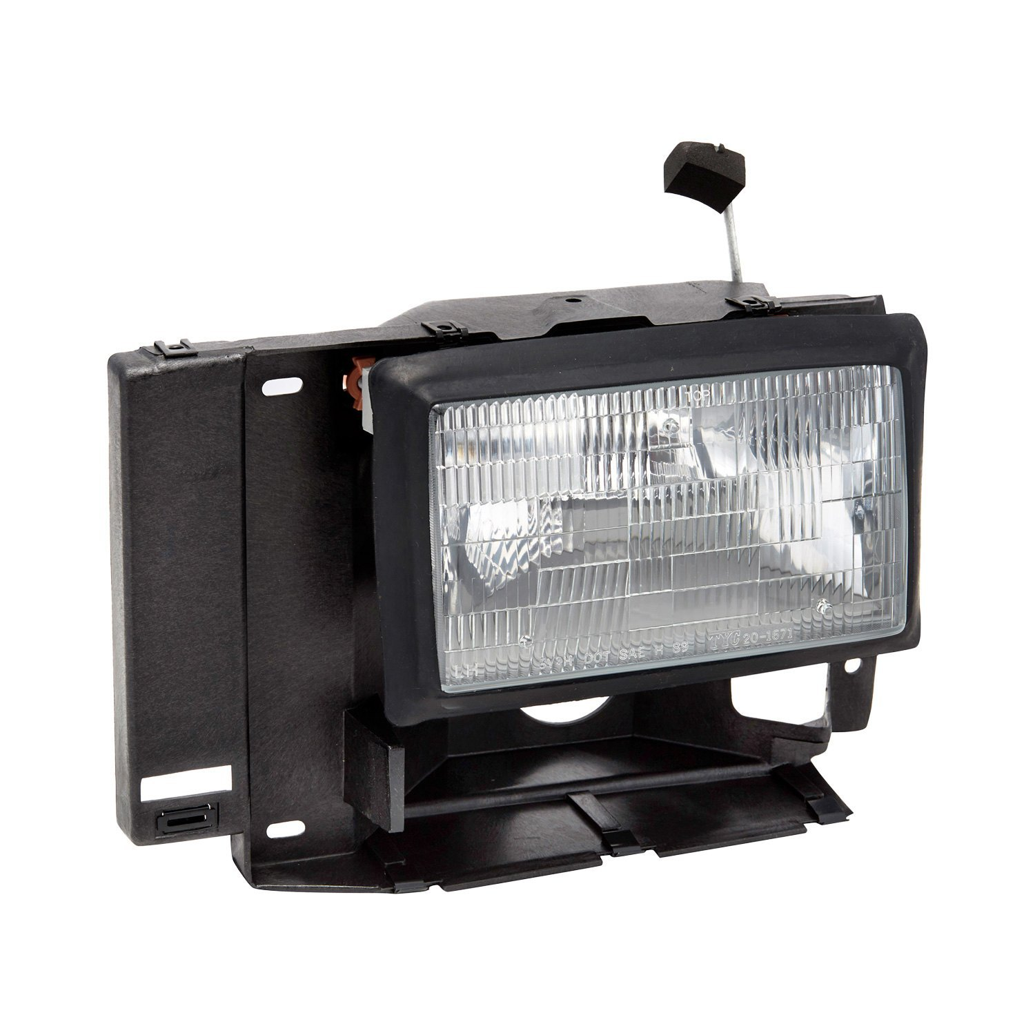 tyc ford ranger 1989 1992 replacement headlight. Black Bedroom Furniture Sets. Home Design Ideas